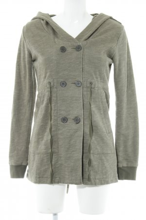 Vans Wolljacke khaki Casual-Look