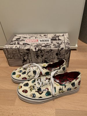Vans X Marvel Authentic Heads Gr. 38,5