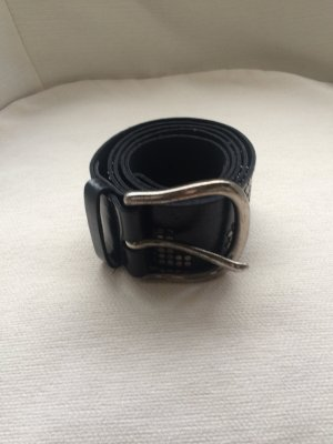 Vanzetti Belt black