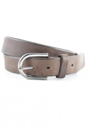 Vanzetti Leather Belt light brown casual look