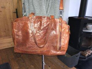 Varese - Echtledertasche ( dickes Leder )