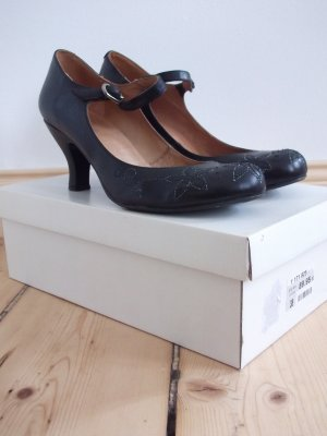 Varese Pumps Slingpumps Stickerei
