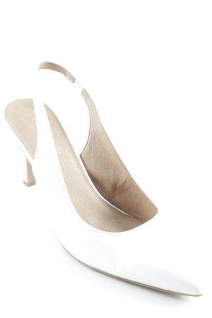Varese Slingback pumps wit elegant