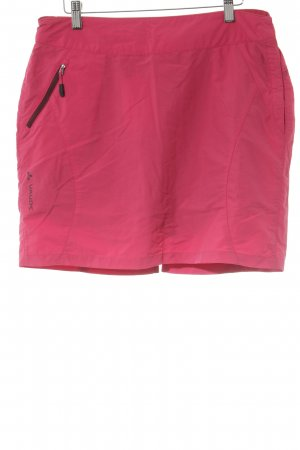 Vaude Culotte Skirt pink athletic style