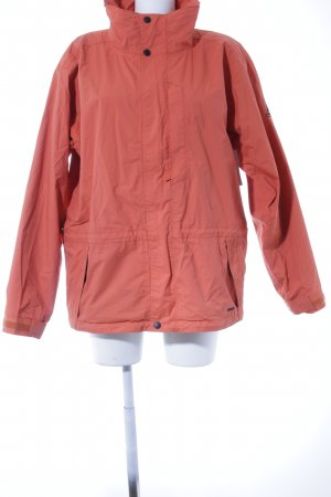 Vaude Outdoorjacke dunkelorange Casual-Look