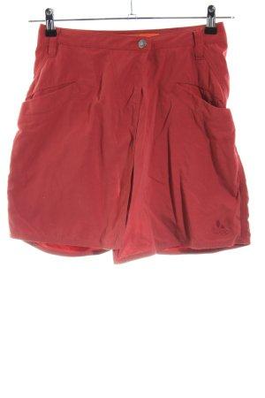 Vaude Skorts red casual look