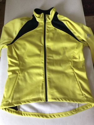 Vaude Softshell Jacket yellow mixture fibre