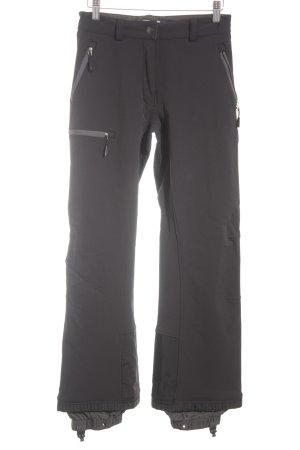 Vaude Sporthose schwarz schlichter Stil