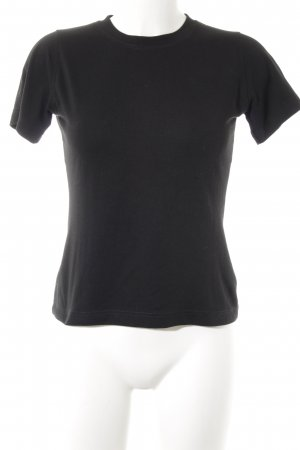 Vaude T-Shirt schwarz Casual-Look