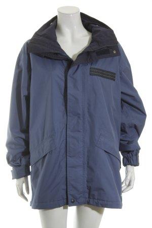 Vaude Winterjacke blau sportlicher Stil