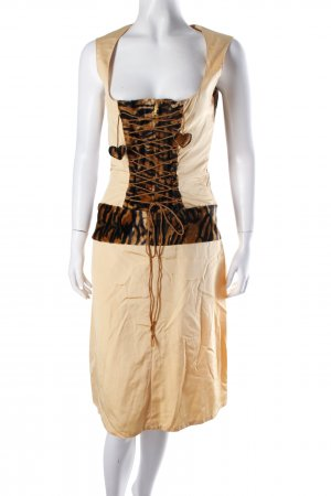 Vele Landmaedels Dirndl Tiger-Optik