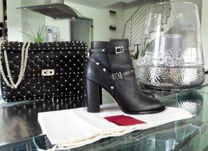 Velentino Gravani Rockstud Stifeletten Boots