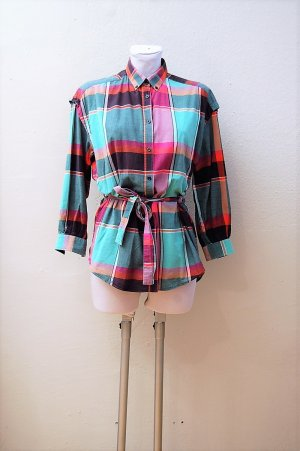 Lumberjack Shirt multicolored cotton