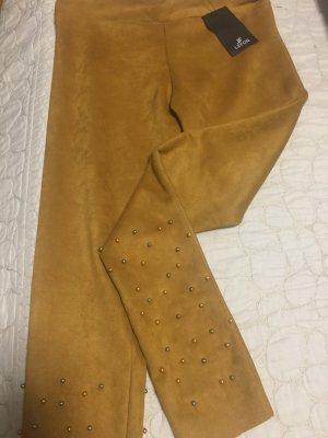 Leggings marrón