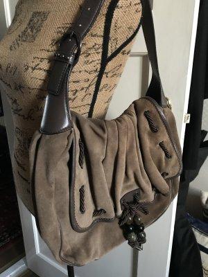 Velour Tasche
