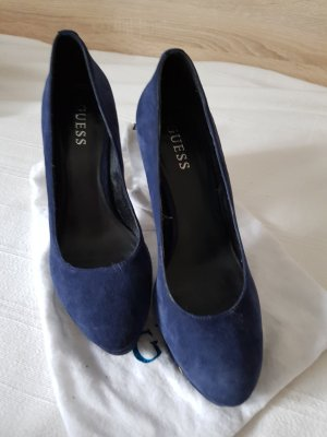 Velourleder Pumps Guess