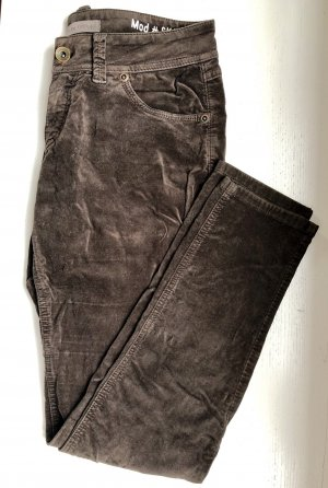 Marc O'Polo Five-Pocket Trousers brown
