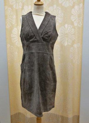 Veloursleder-Kleid von Comma
