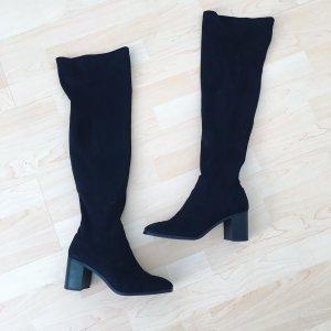 Stradivarius High Heel Boots black