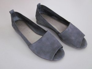 Flexx Slip-on Shoes slate-gray suede