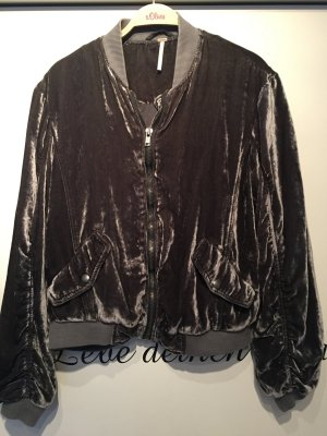 Free People Giacca bomber multicolore