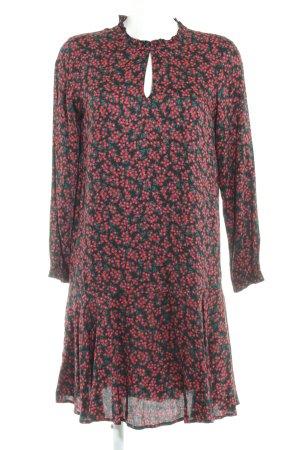 Velvet by Graham & Spencer A-Linien Kleid Blumenmuster Casual-Look