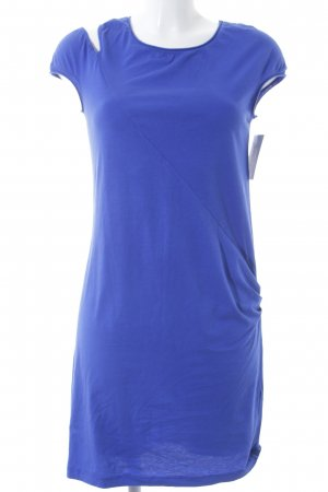 Velvet by Graham & Spencer Jerseykleid blau Street-Fashion-Look