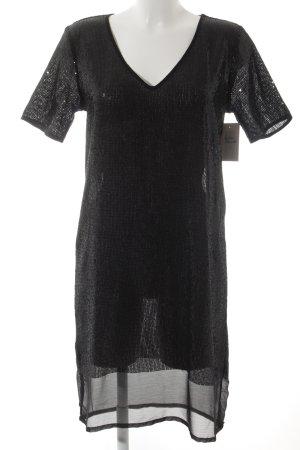Velvet by Graham & Spencer Robe à paillettes noir pailleté