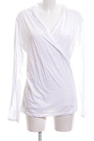 Velvet by Graham & Spencer Wraparound Shirt white casual look