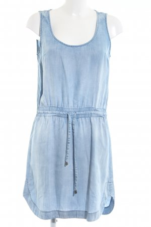 Velvet Heart Denim Dress blue casual look