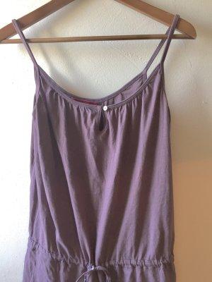 Velvet * Jumpsuit Overall * Größe S * gedecktes Grauviolett / Flieder * Baumwolle