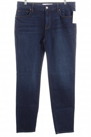 Velvet Carrot Jeans dark blue casual look