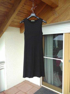 velvet kleid schwarz etui made in us