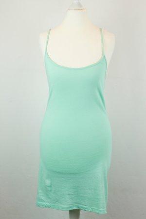 Velvet Kleid Trägerkleid Gr. S grün