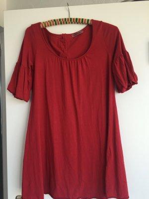 Velvet Minikleid oder auch als Tunika tragbar