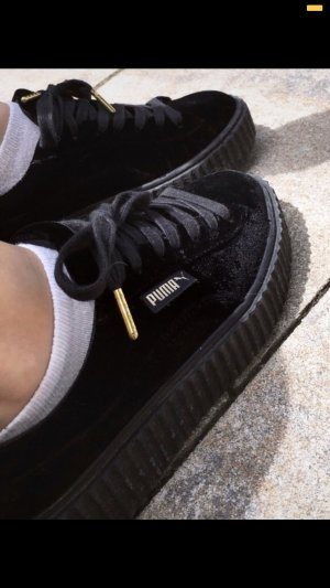 best cheap bfdc8 e8b88 Fenty Puma by Rihanna High Top Sneaker black