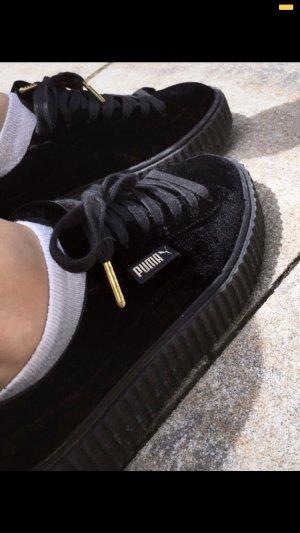 Fenty Puma by Rihanna High Top Sneaker black