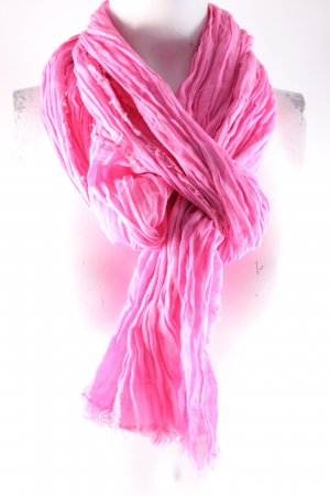 Velvet St. Fields Schal neonpink Casual-Look
