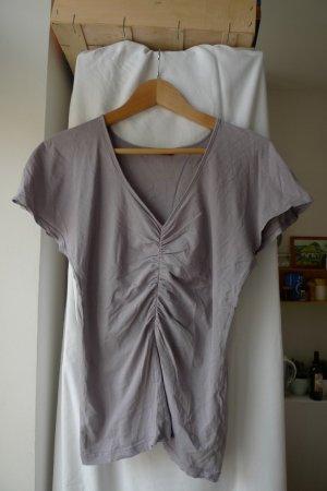 VELVET T-Shirt, Gr. 36, fliederfarben