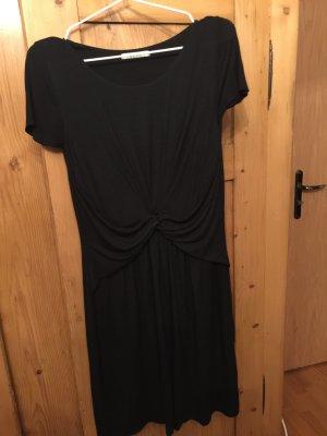 Velvet Robe t-shirt noir rayonne