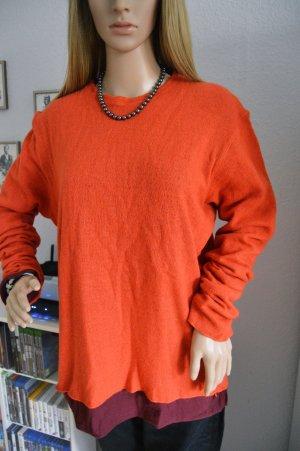 Velvetmen Pullover XL wolle kaschmir