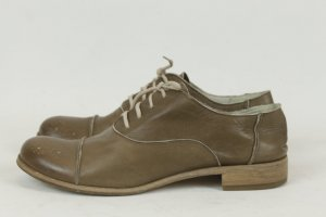 Venezia Low Shoes light brown leather