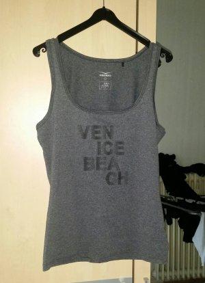 Venice Beach Funktionsshirt Sport Gr. M Grau