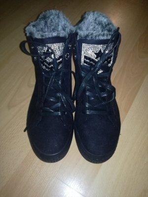 Venice Damen Sneaker Boots