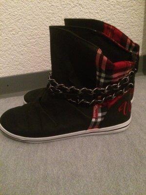 Venice Stiefel / Boots - wenig getragen  -Gr. 38