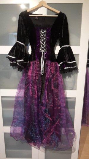 Venizianisches Prinzessinnen Kleid/ Hexenkostüm