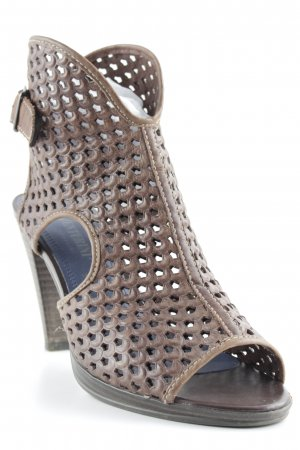 Venturini High Heel Sandal bronze-colored elegant