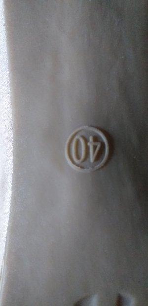 VENTURINI Pumps NUDE Gr.40