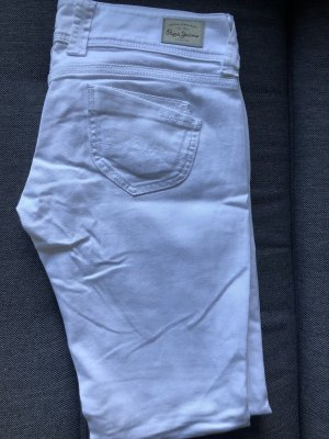 Pepe Jeans Low Rise jeans wit