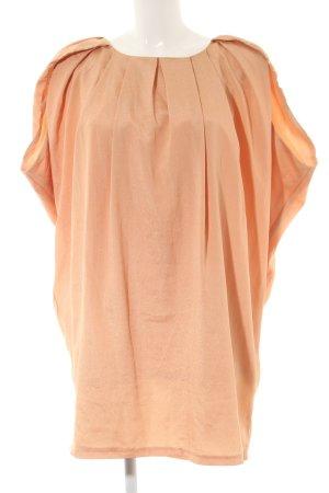 Vera Lucci Tunic Dress nude casual look